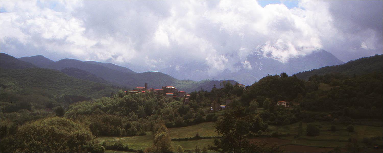 De Alpi Apuane, Apuaanse Alpen, hier komen maar weinigen.