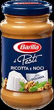 Barilla pesto ricotta e noci ('alla Siciliana'), de enige echte