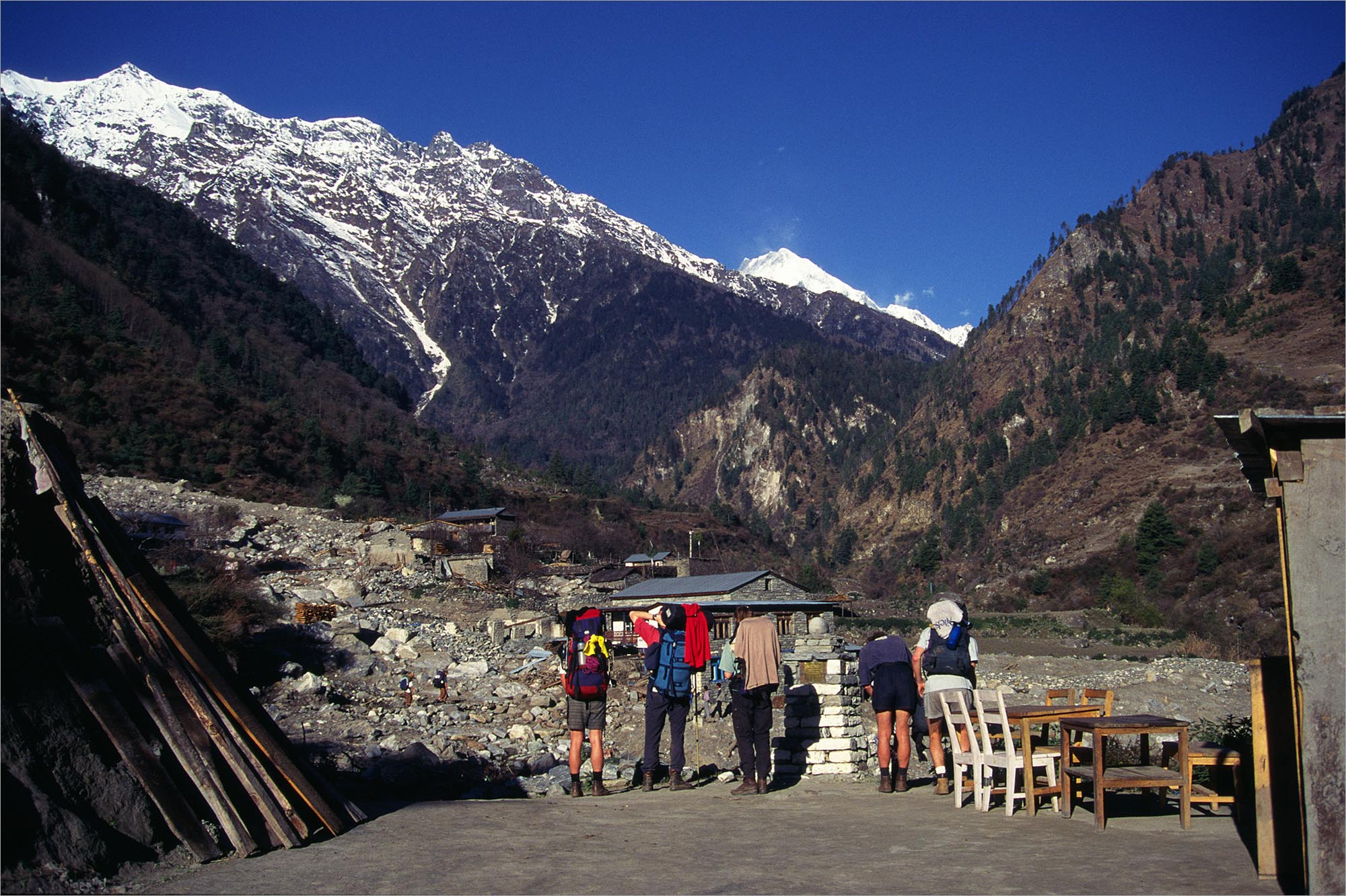 Bagarchhap, Annapurna Circuit, Nepal