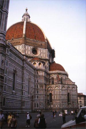 Santa Maria del Fiore (Il Duomo), Firenze.