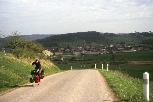 Heuvelend Noord-Frankrijk.