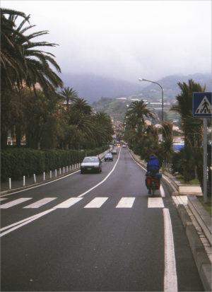 De Italiaanse Rivièra.