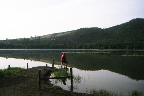 Laghi di Monticchio.