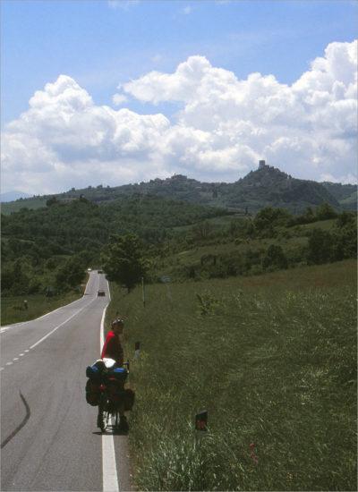 Monte Amiata.