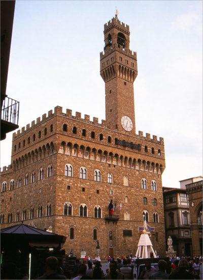 Palazzo Vecchio, Firenze.