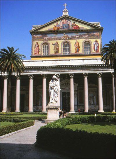 Sint-Paulus buiten de Muren.