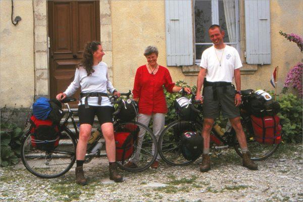 Afscheid van Coby en Nico, Livron-sur-Drôme.