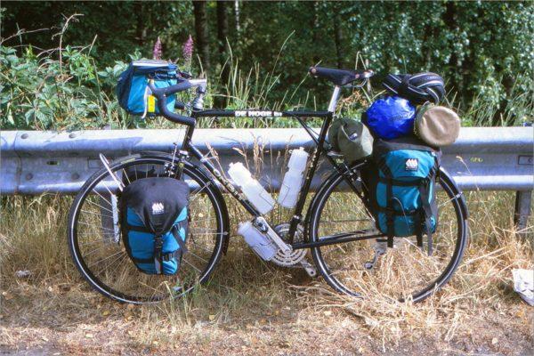 Orbit-randonneur, fietsen naar de Noordkaap