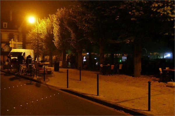 Pierrefonds, fietsen naar Parijs
