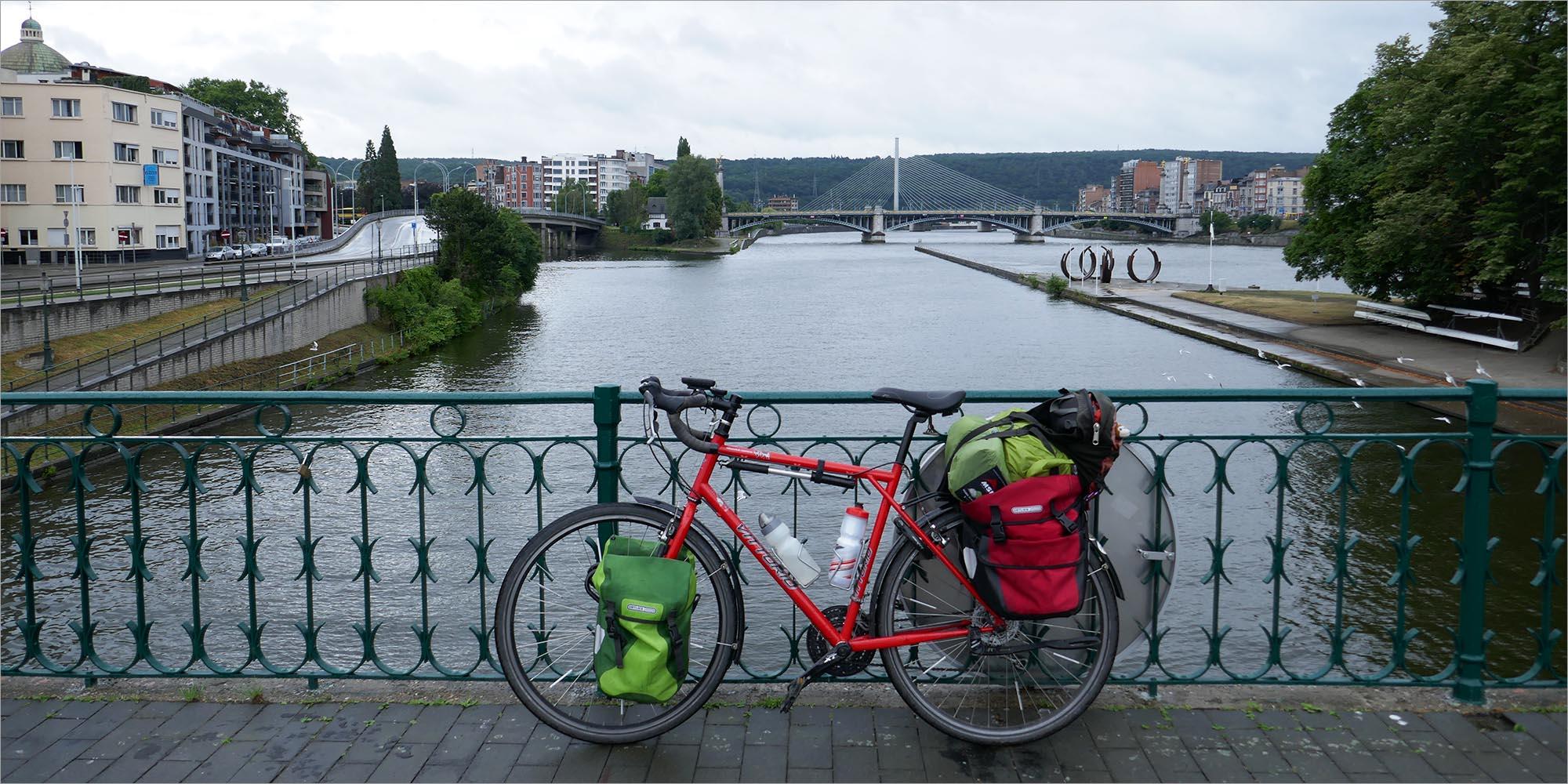 Mijn Vittorio in Liège