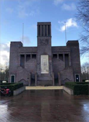 Belgenmonument in Amersfoort