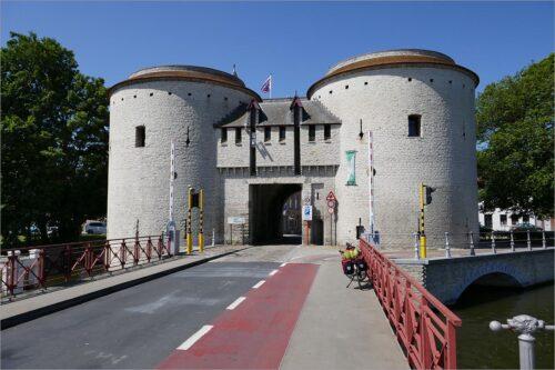 Kruispoort in Brugge